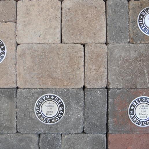 Belgard Stone Samples