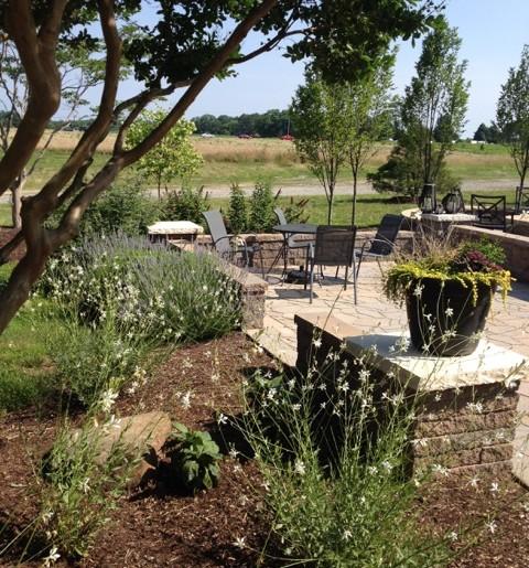 Frontyard area @ Watkins Nurseries