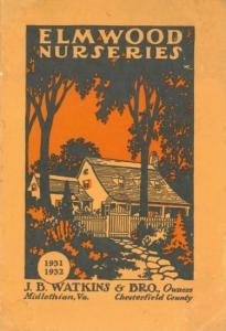 History - Watkins Nurseries