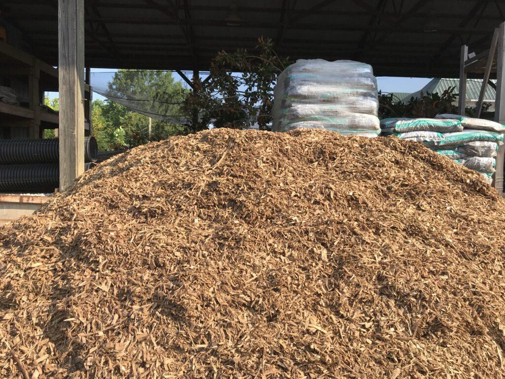 Bulk Materials Playground Mulch