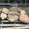 Small Sized Boulders