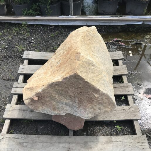Medium Size Boulder