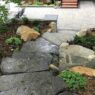 Landscape Design Residential stairs